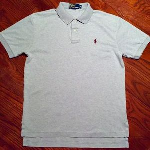 POLO Ralph Lauren S Classic Polo Light Blue Shirt
